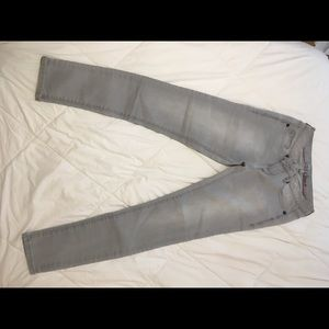 Chip & Pepper Jeans - NWOT- Chip and Pepper Gray Skinny Jeans - Size 27